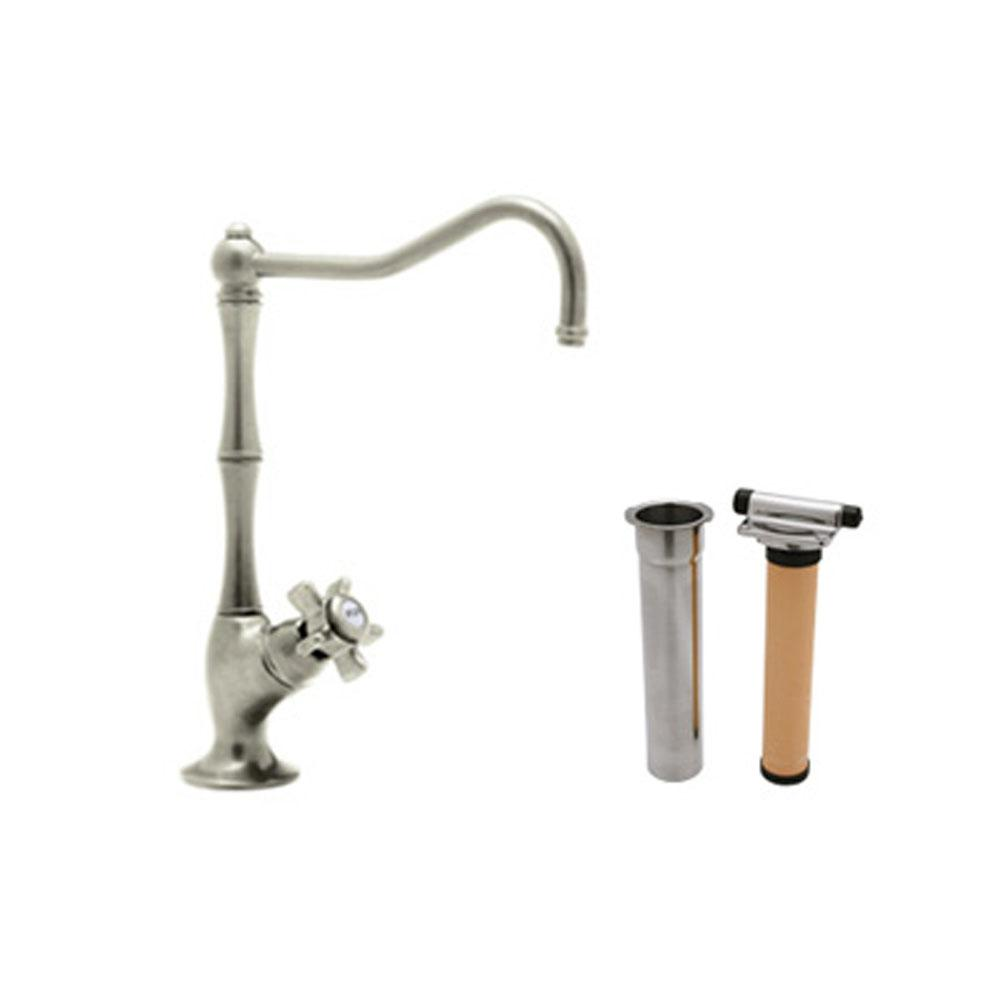Rohl Deck Mount Kitchen Faucets item AKIT1435XSTN-2