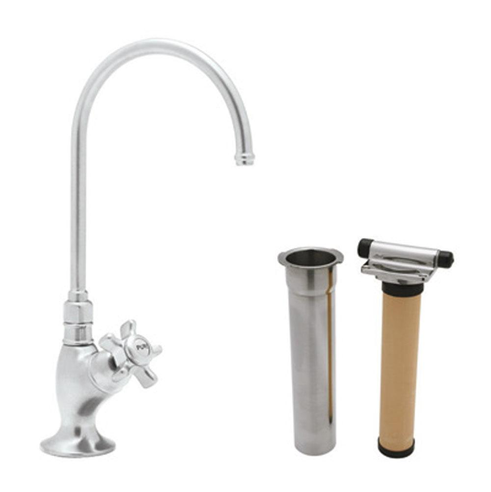 Rohl Deck Mount Kitchen Faucets item AKIT1635XSTN-2
