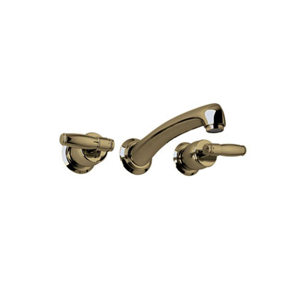 Rohl Wall Mounted Bathroom Sink Faucets item MB1931LMTCB-2
