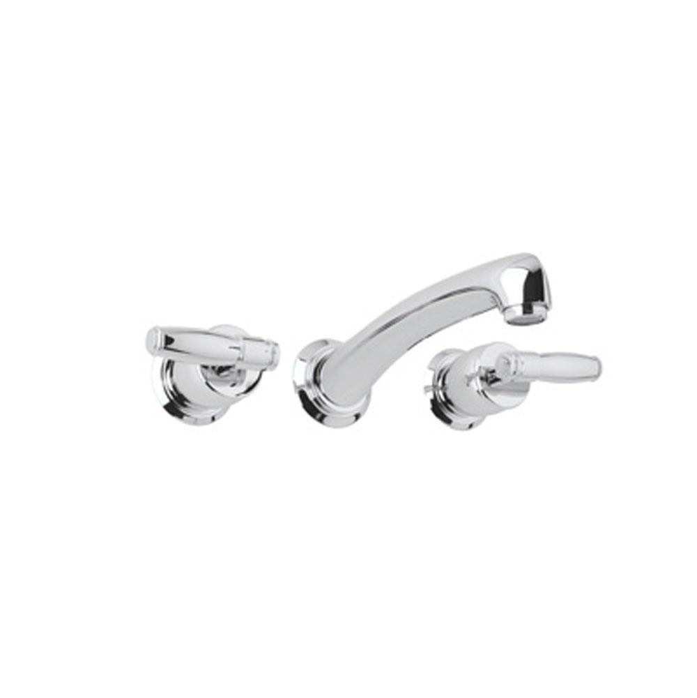 Rohl Wall Mounted Bathroom Sink Faucets item MB1931XMTCB-2