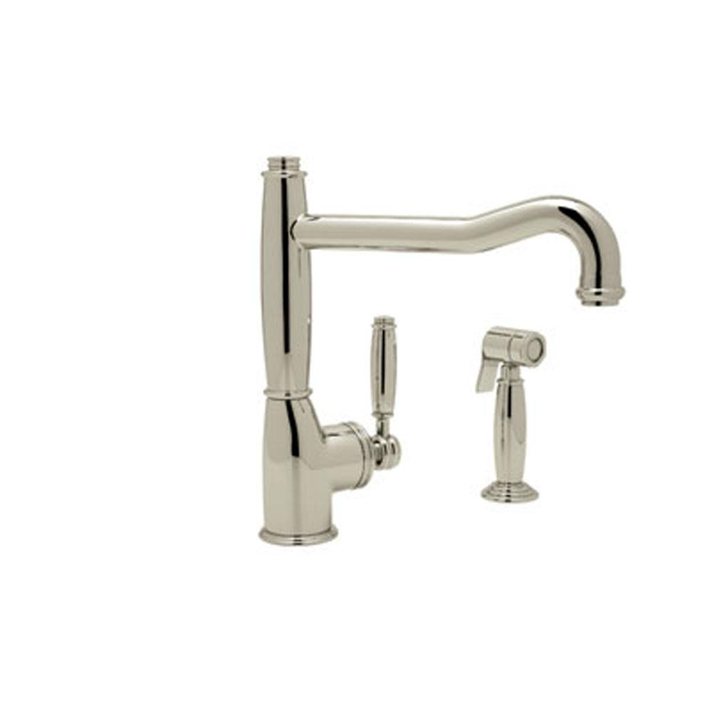 Rohl Deck Mount Kitchen Faucets item MB7926STN-2