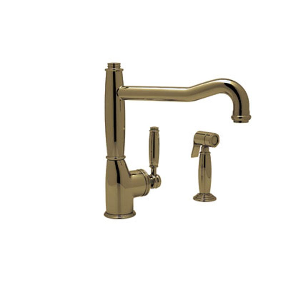 Rohl Deck Mount Kitchen Faucets item MB7926TCB-2
