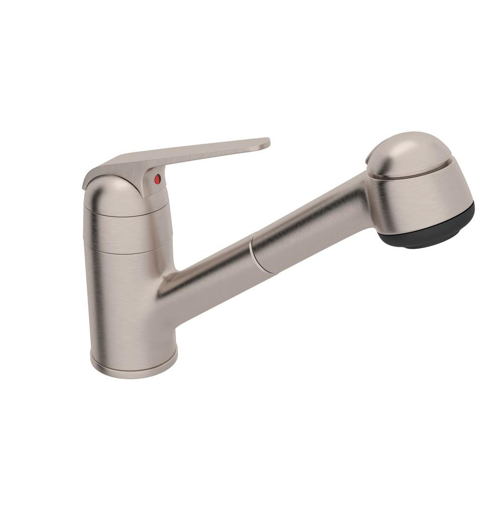 Rohl Deck Mount Kitchen Faucets item R3810STN