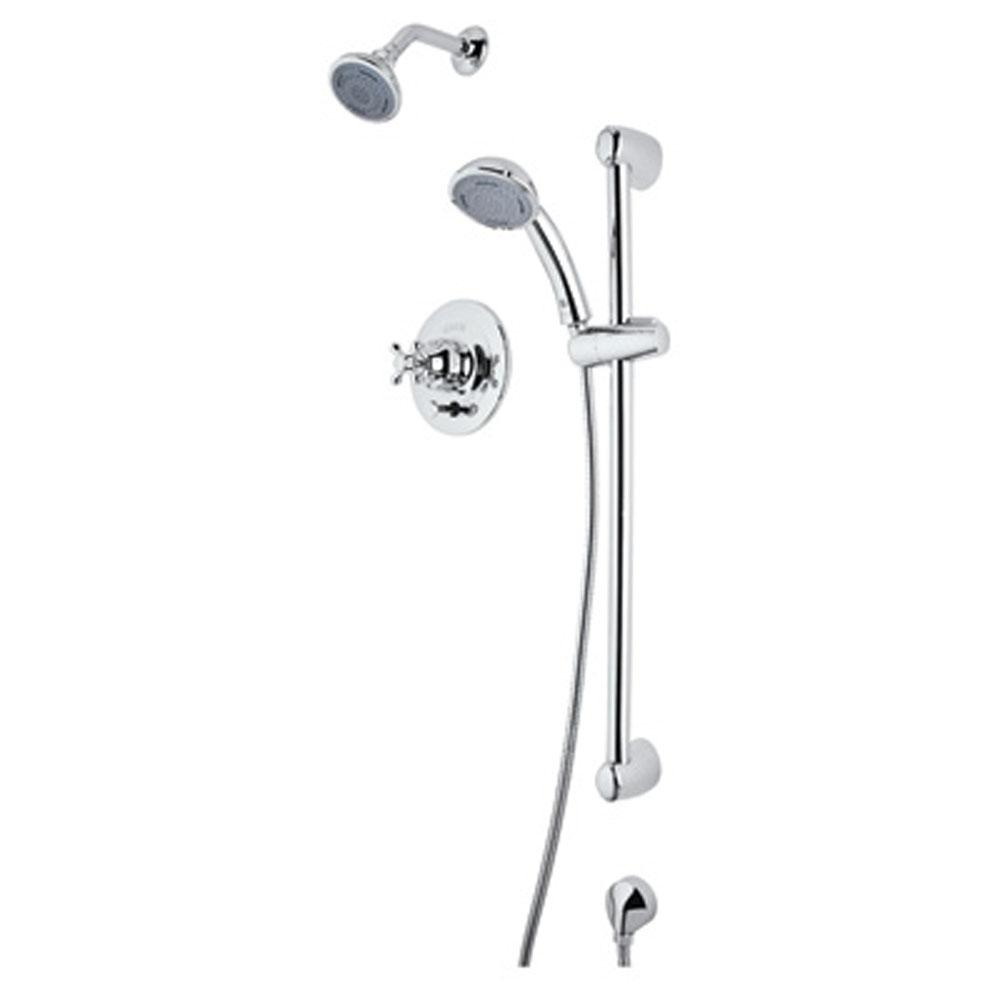 Rohl Complete Systems Shower Systems item RBKIT35XM-APC