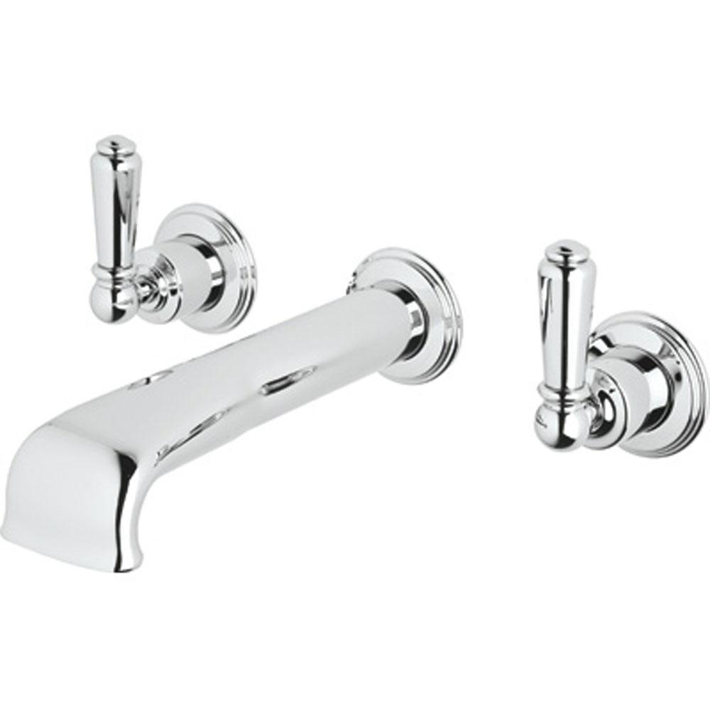 Rohl Wall Mounted Bathroom Sink Faucets item U.3560L-APC-2