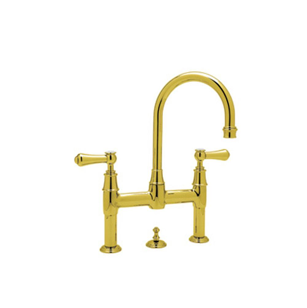 Rohl Bridge Bathroom Sink Faucets item U.3708LSP-IB-2