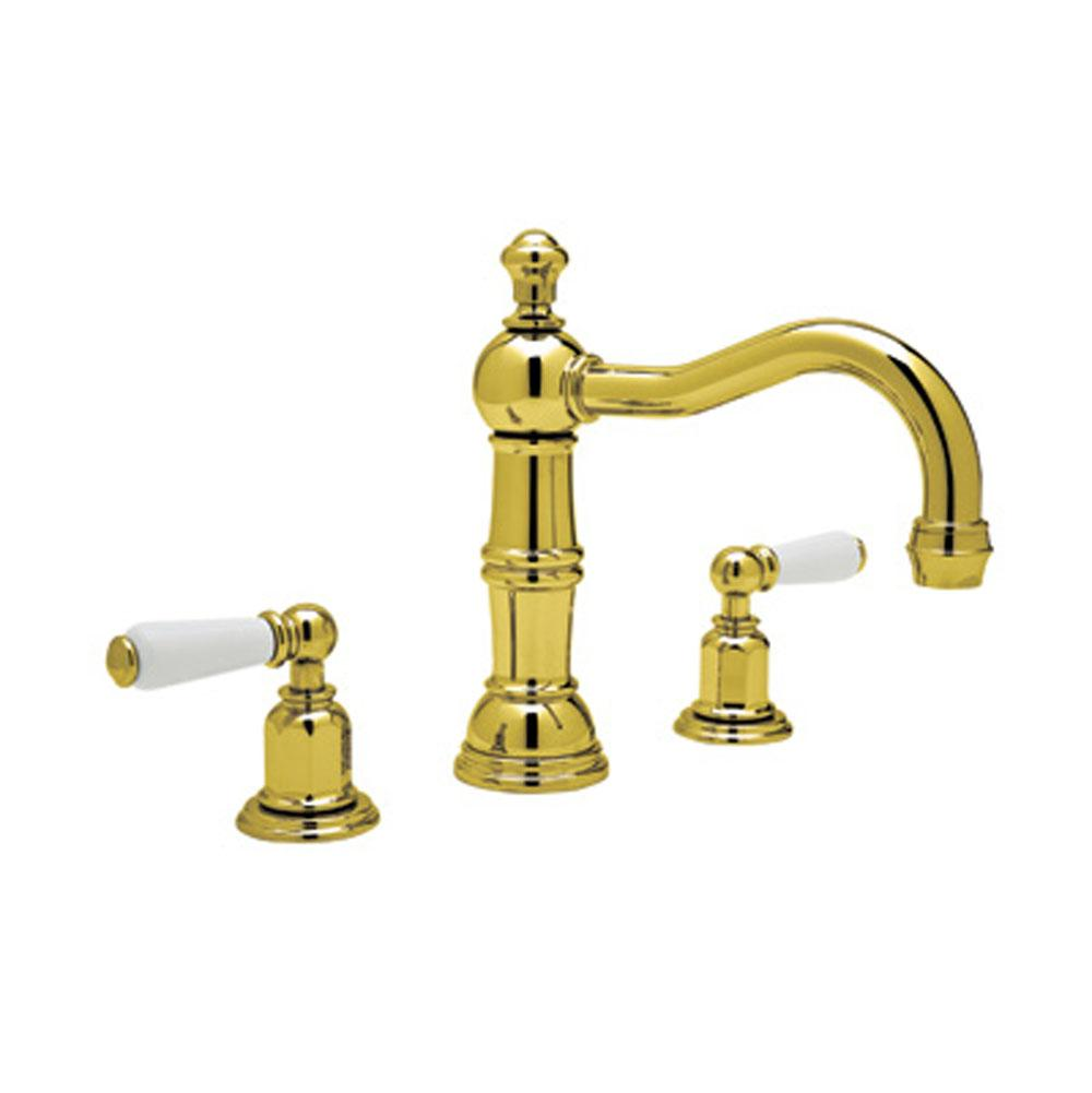 Bathroom Faucets Bathroom Sink Faucets Widespread Traditional ...