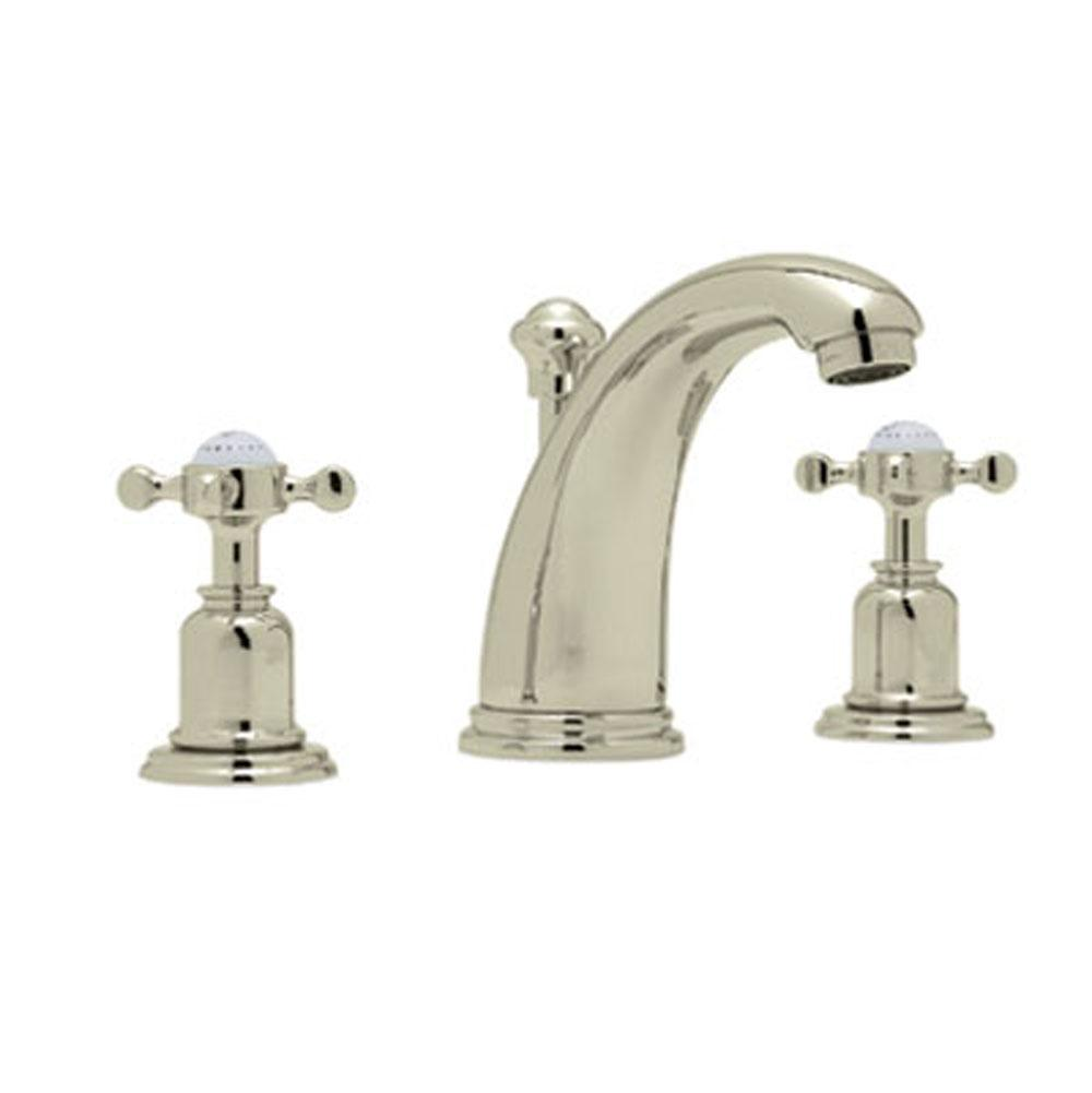 Rohl Widespread Bathroom Sink Faucets item U.3761X-STN-2