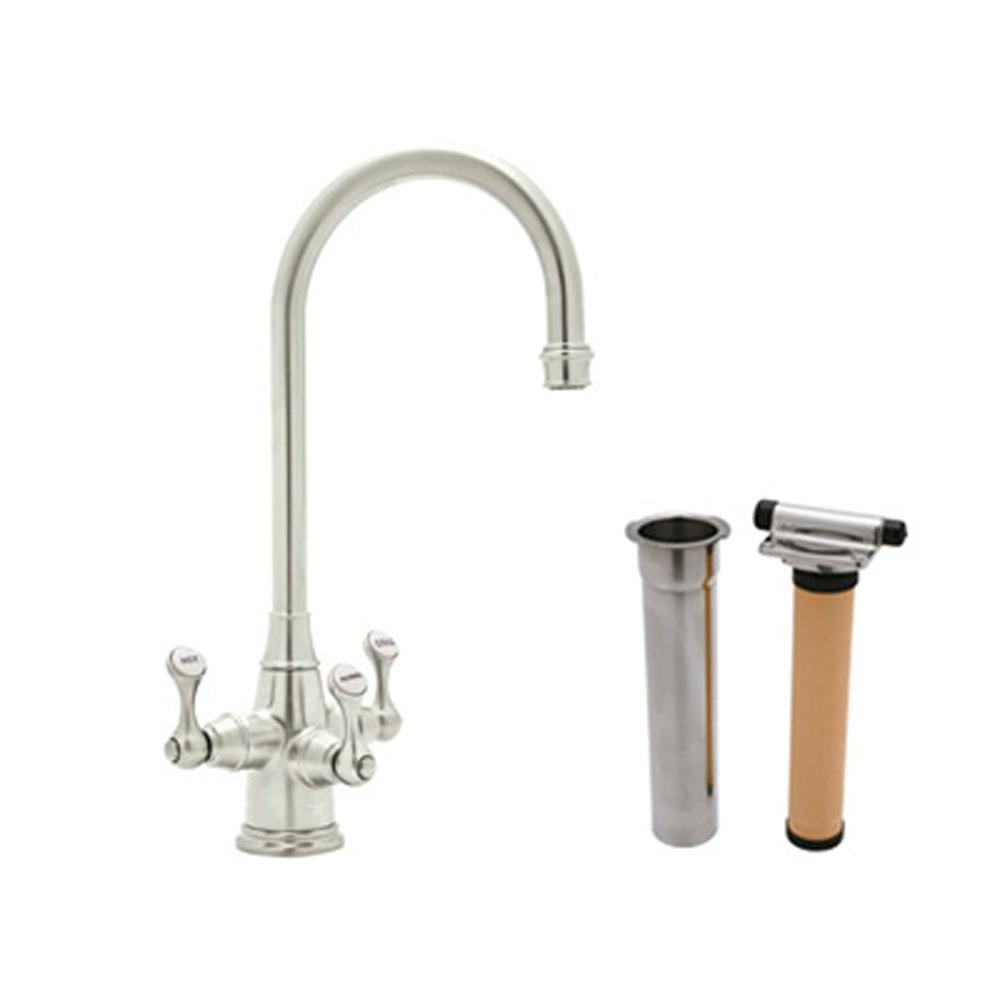 Rohl  Bar Sink Faucets item U.KIT1220LS-PN-2