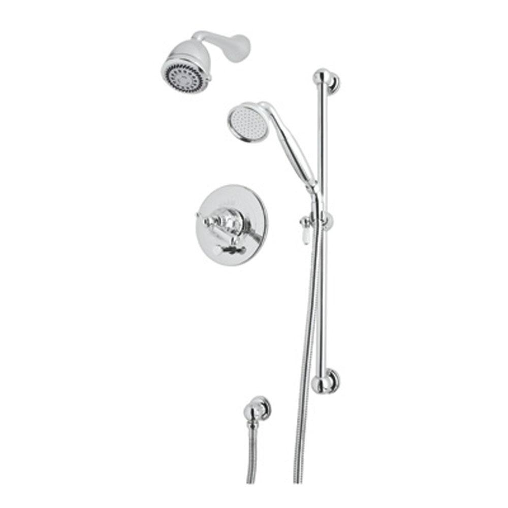 Rohl Complete Systems Shower Systems item U.KIT68X-EB