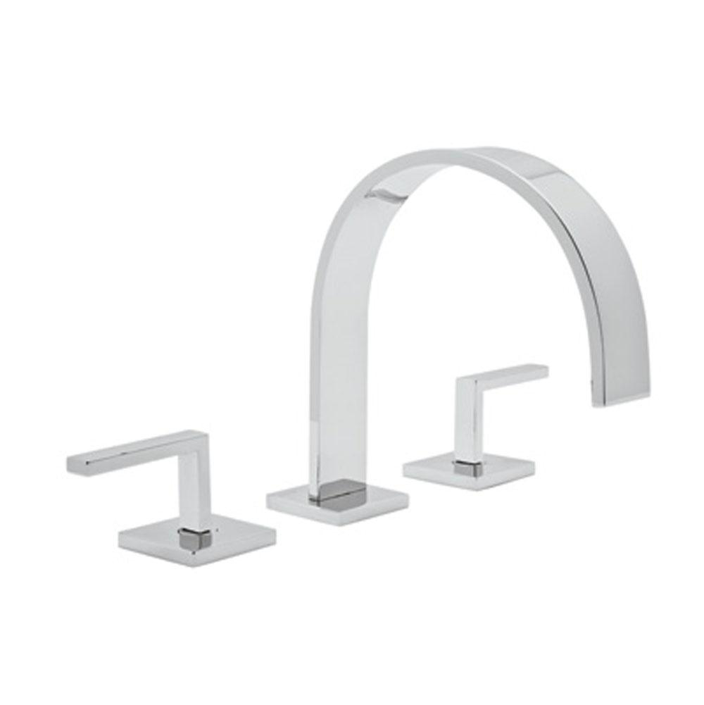 Rohl Widespread Bathroom Sink Faucets item WA106L-APC-2