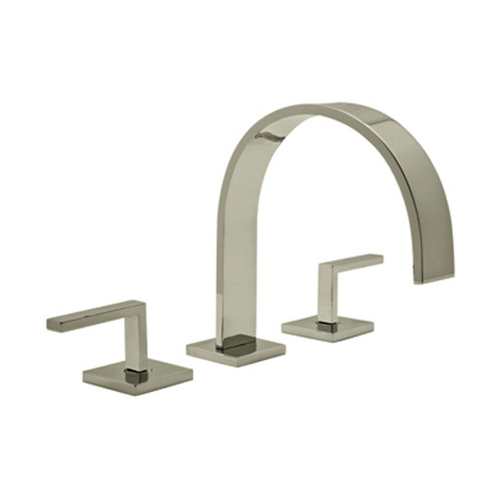 Rohl Widespread Bathroom Sink Faucets item WA106L-STN-2