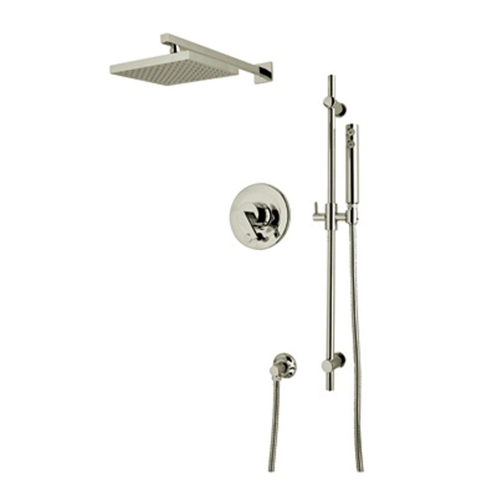 Rohl Complete Systems Shower Systems item WAVEKIT37L-STN