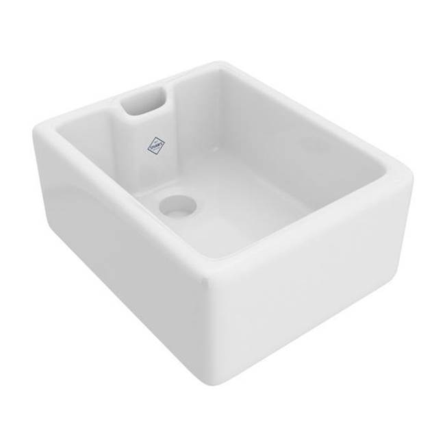 Rohl  Bathroom Sinks item RB1815WH