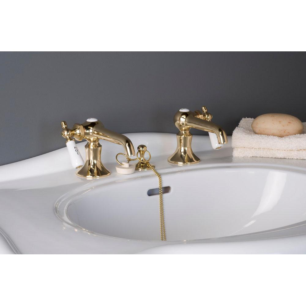 Sign Of The Crab Widespread Bathroom Sink Faucets item P0058C