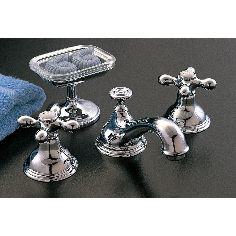 Sign Of The Crab Widespread Bathroom Sink Faucets item P0345N