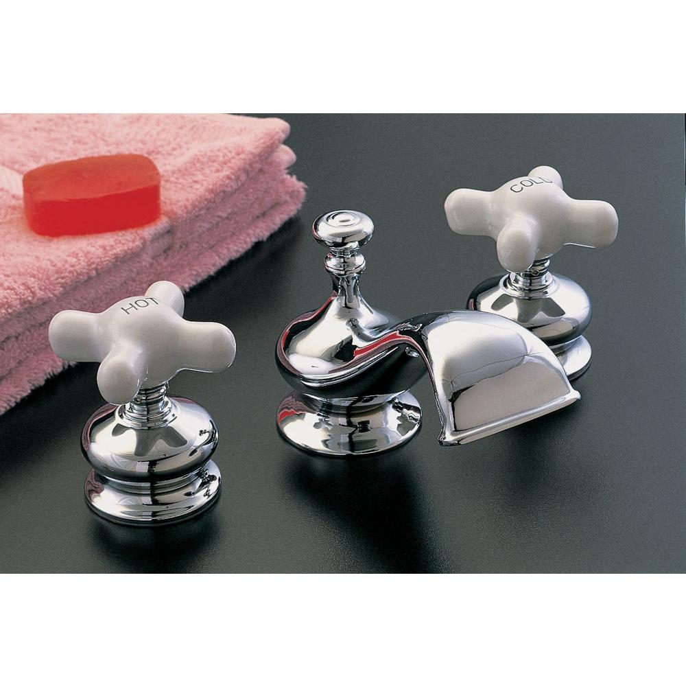 Sign Of The Crab Widespread Bathroom Sink Faucets item P0377C
