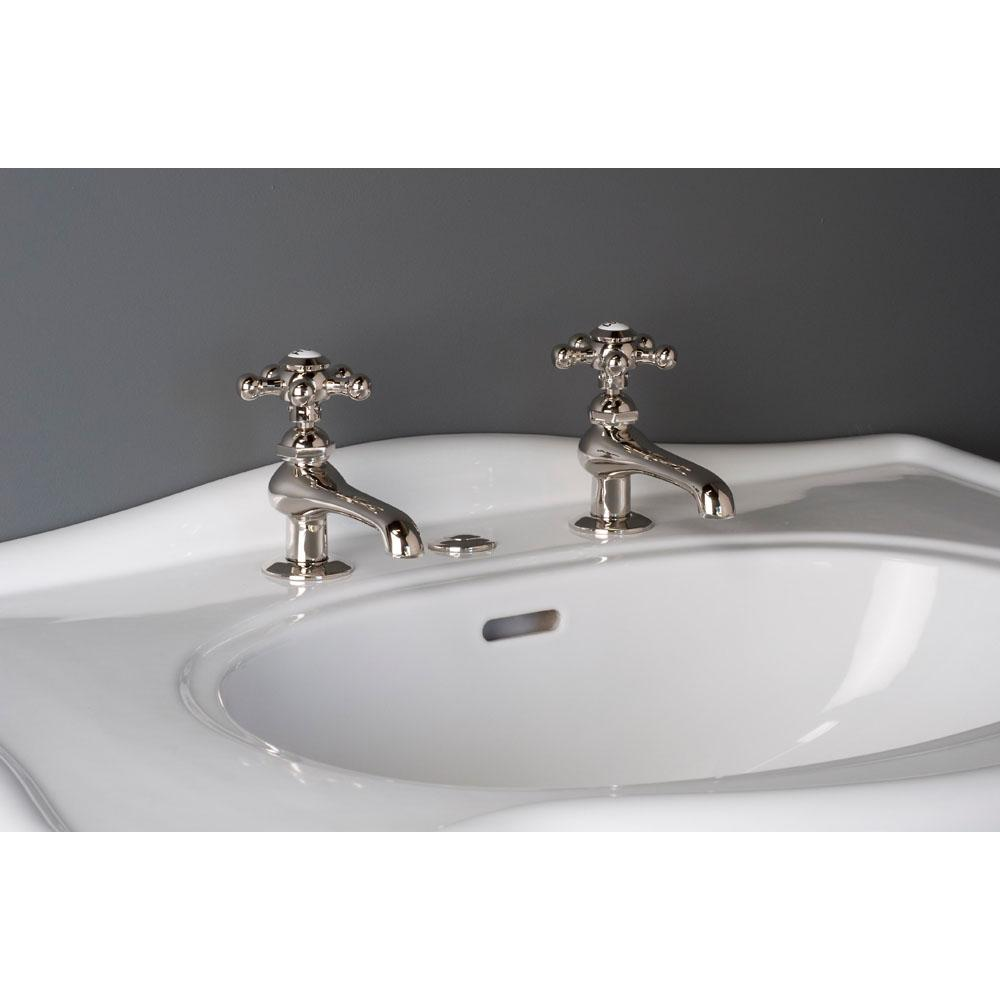 Sign Of The Crab Widespread Bathroom Sink Faucets item P0463N