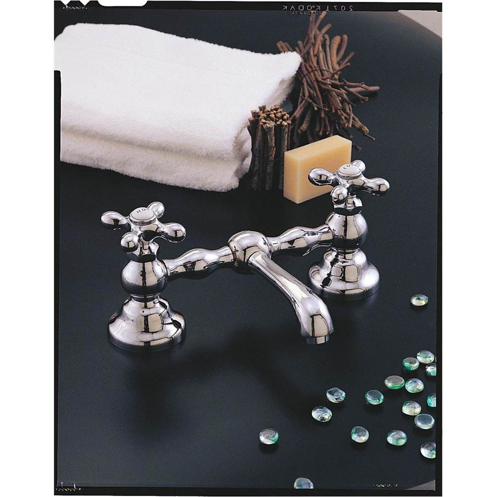Sign Of The Crab Bridge Bathroom Sink Faucets item P0549-8Z