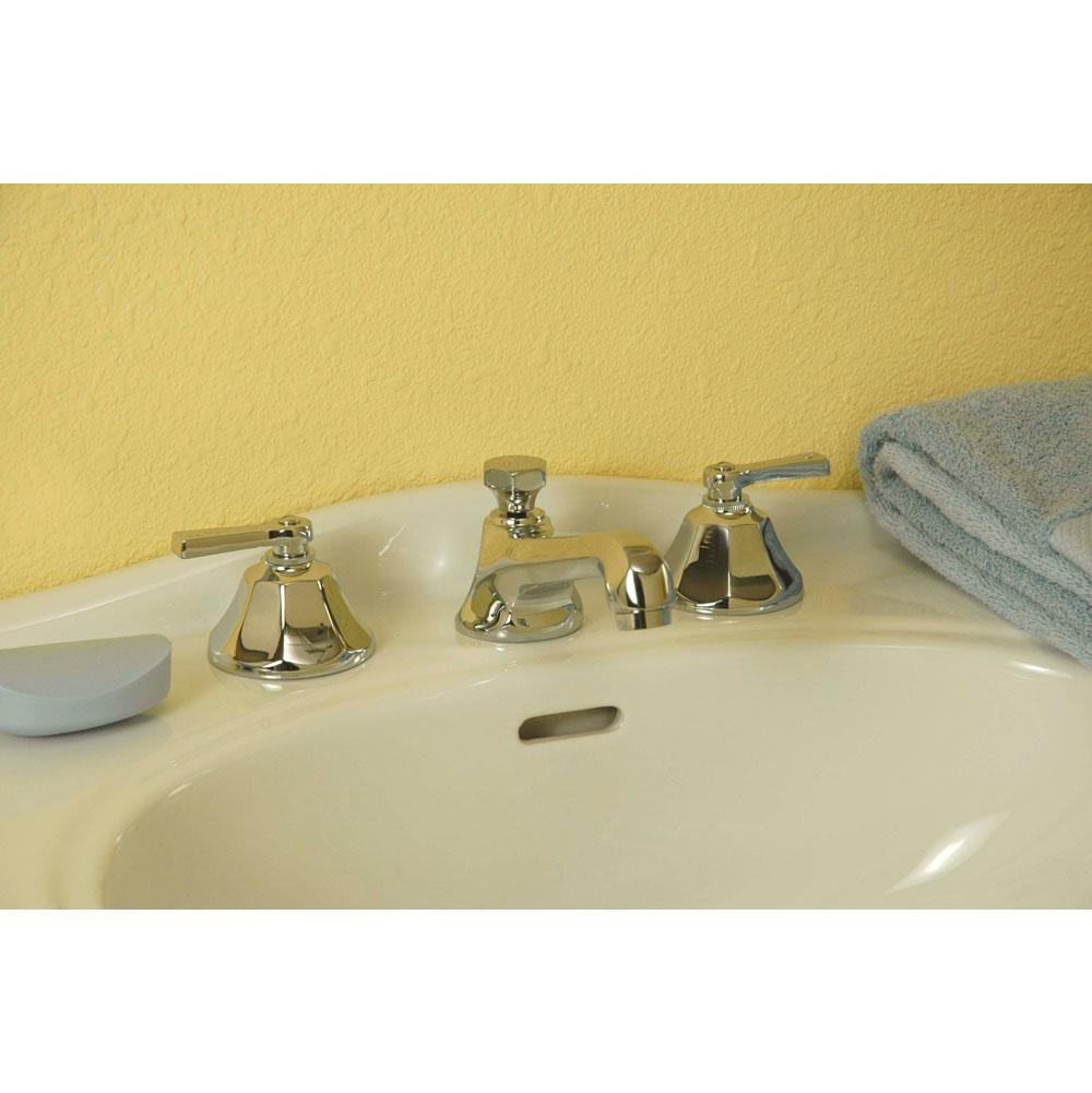Sign Of The Crab Widespread Bathroom Sink Faucets item P0805N