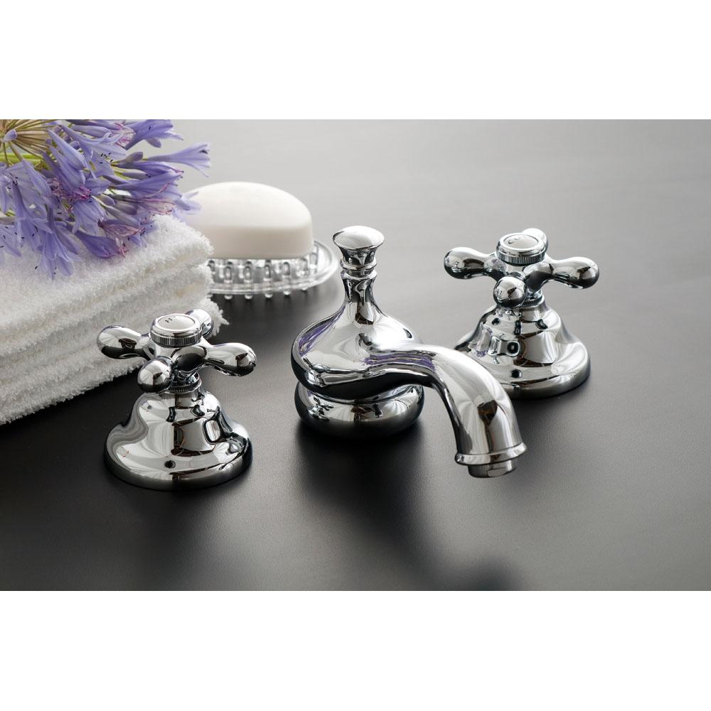 Sign Of The Crab Widespread Bathroom Sink Faucets item P0820C