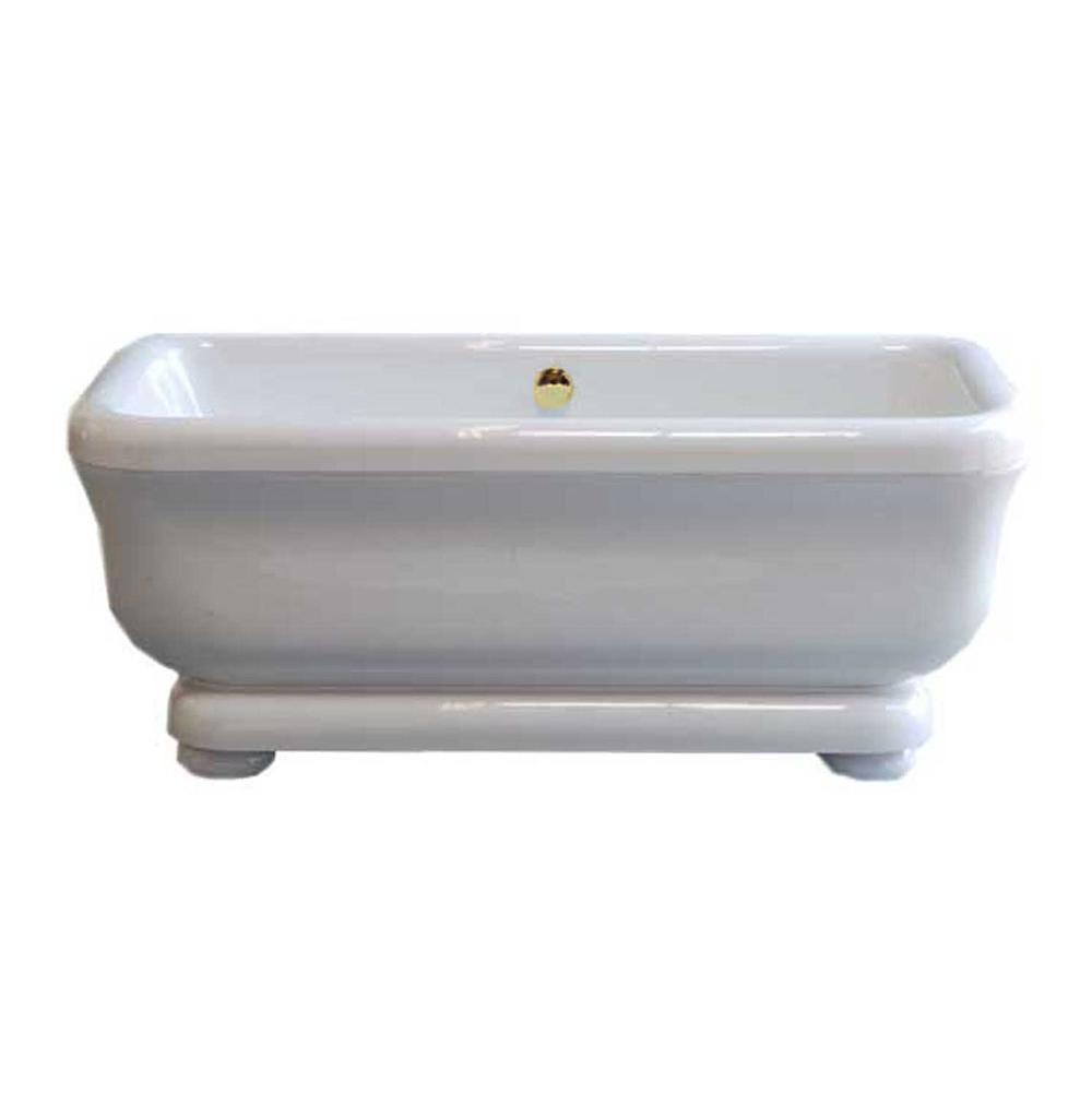 Sign Of The Crab Free Standing Soaking Tubs item P0879S