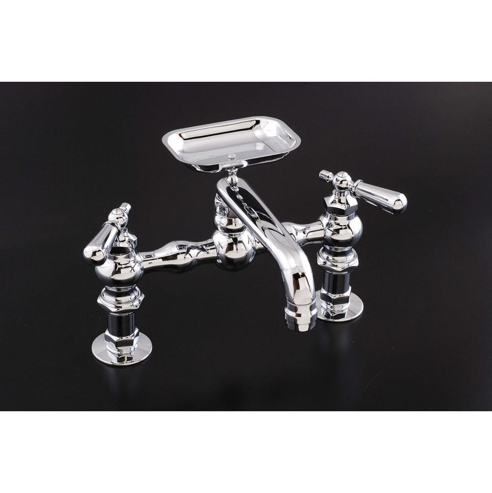 Sign Of The Crab Bridge Kitchen Faucets item P0887N