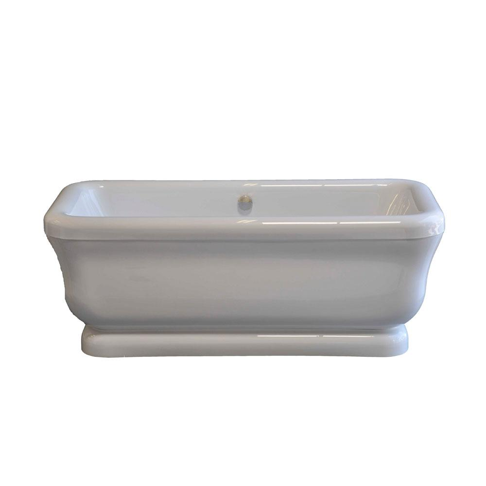 Sign Of The Crab Free Standing Soaking Tubs item P0945M