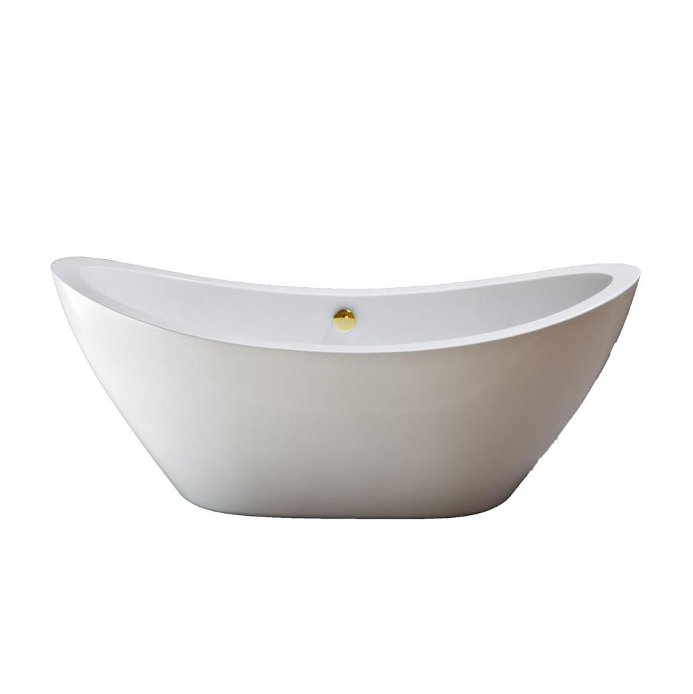 Sign Of The Crab Free Standing Soaking Tubs item P1036S