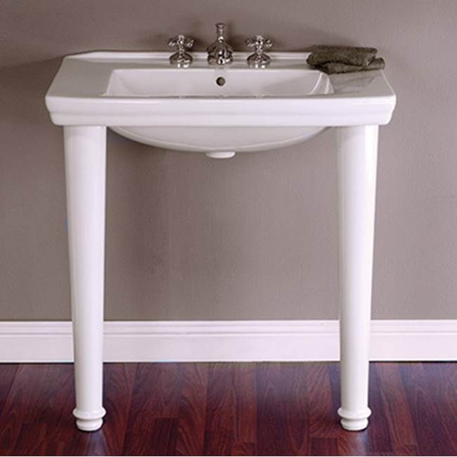 Exceptionnel Sign Of The Crab Floor Standing Bathroom Sinks Item P1121