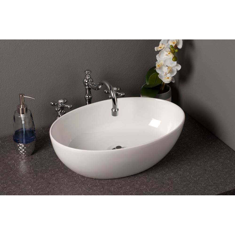 Sign Of The Crab Vessel Bathroom Sinks item P1178