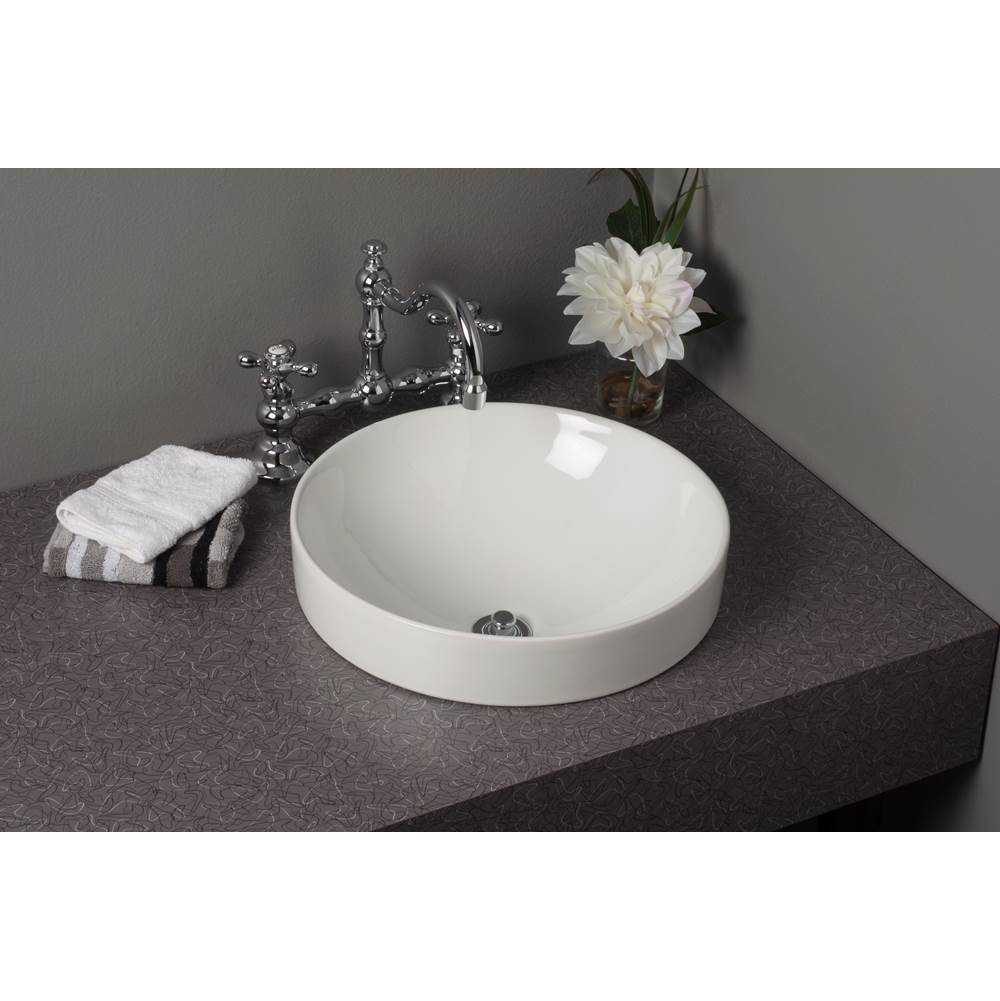 Sign Of The Crab Vessel Bathroom Sinks item P1179