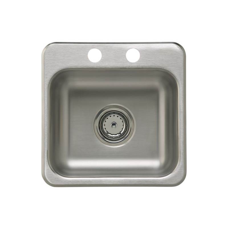 Sterling Plumbing Undermount Bar Sinks item B155B-2