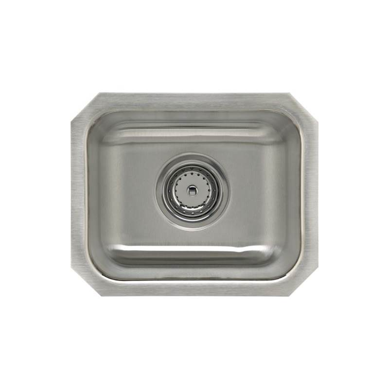 Sterling Plumbing Undermount Bar Sinks item UCL1515B