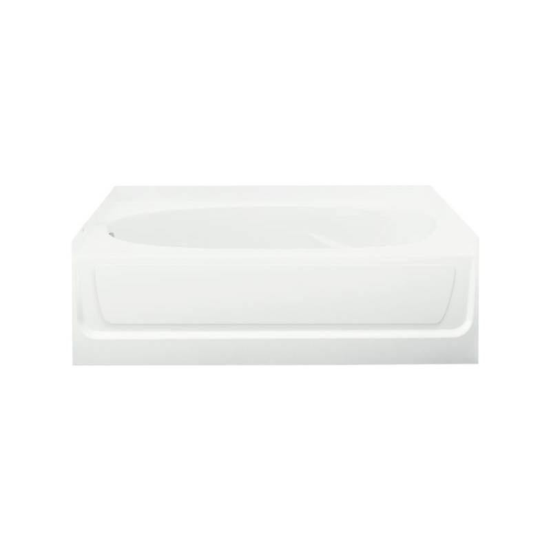 Sterling Plumbing Three Wall Alcove Soaking Tubs item 71111117-0