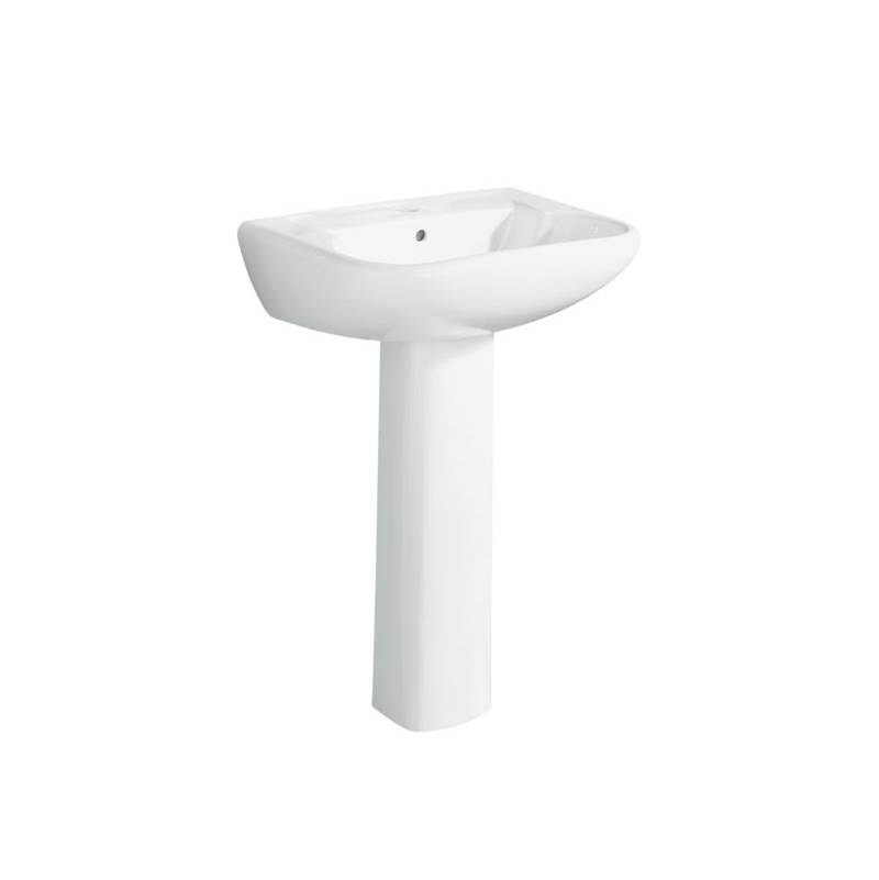 Sterling Plumbing Complete Pedestal Bathroom Sinks Item 442428 0