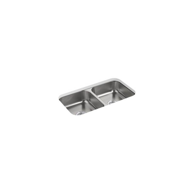 Sterling Plumbing Undermount Kitchen Sinks item F24765-NA