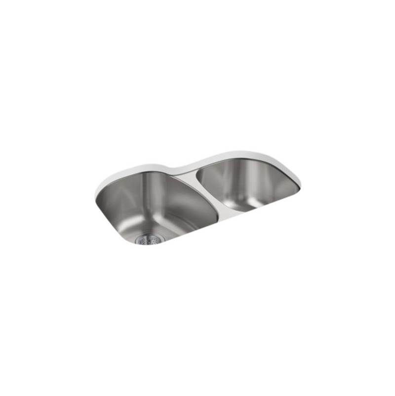 Sterling Plumbing Undermount Kitchen Sinks item 11723-NA