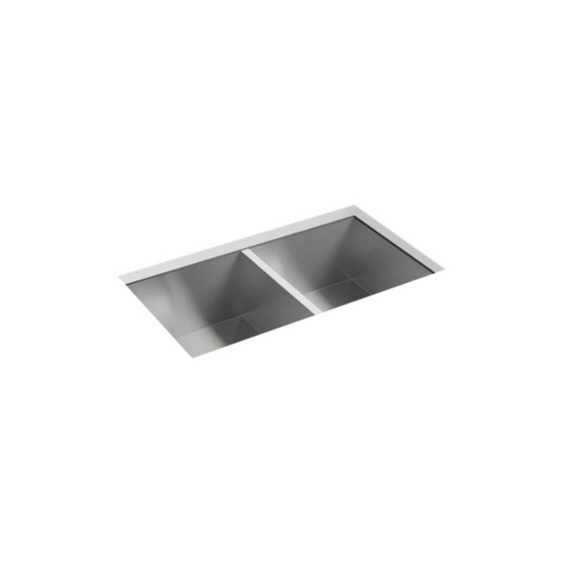 Sterling Plumbing Undermount Kitchen Sinks item 20024-NA