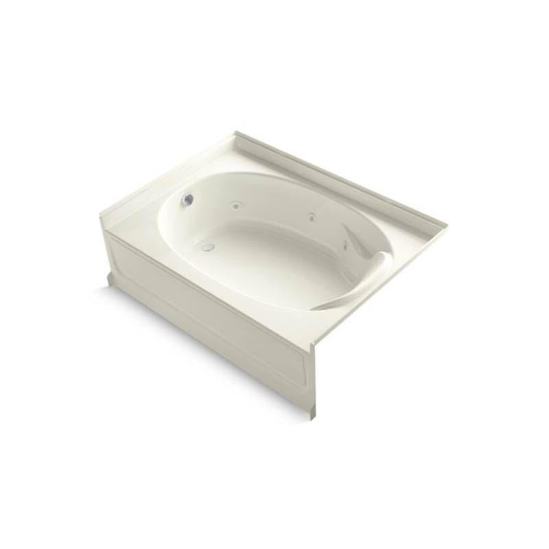 Sterling Plumbing Three Wall Alcove Whirlpool Bathtubs item 76111110-96