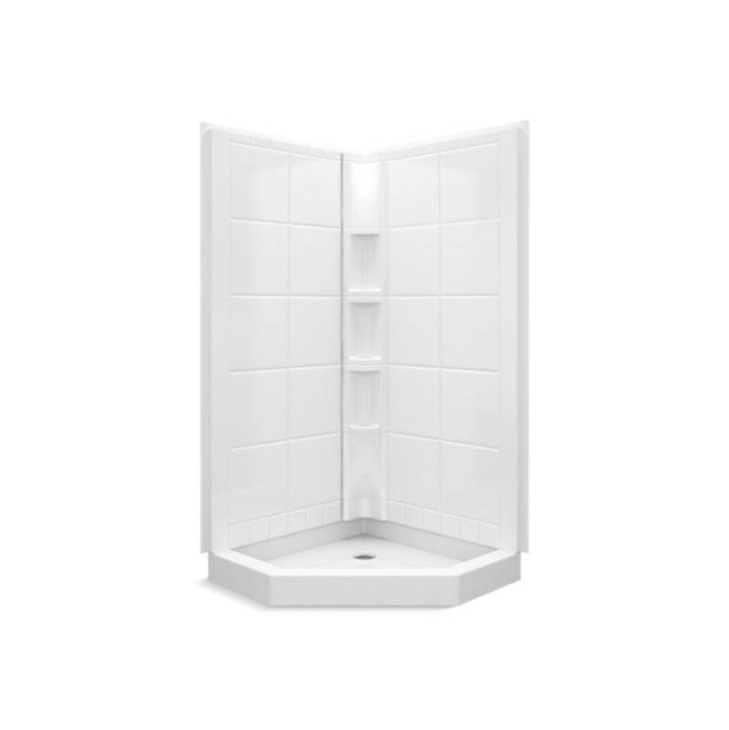 Sterling Plumbing Neo Angle Shower Enclosures item 72040106-0
