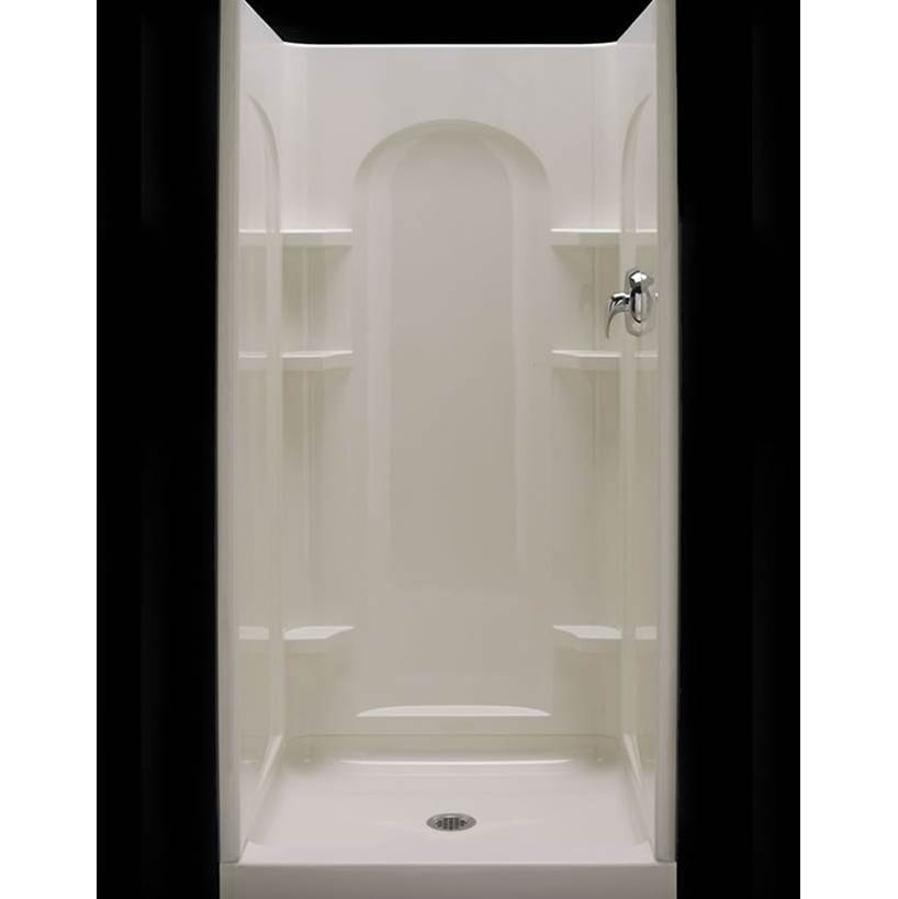 Sterling Plumbing Shower Wall Shower Enclosures item 72203120-96