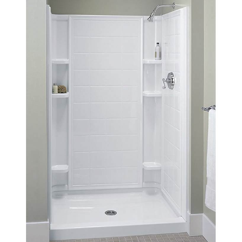 Sterling Plumbing Shower Wall Shower Enclosures item 72103120-96