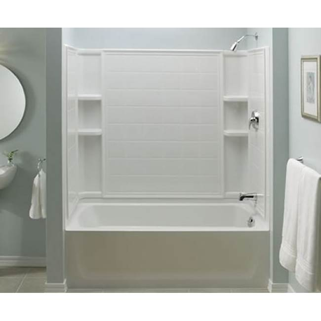 Sterling Plumbing Shower Wall Shower Enclosures item 71125100-96