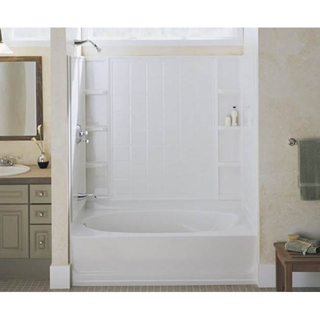 Sterling Plumbing Shower Wall Shower Enclosures item 71102100-96