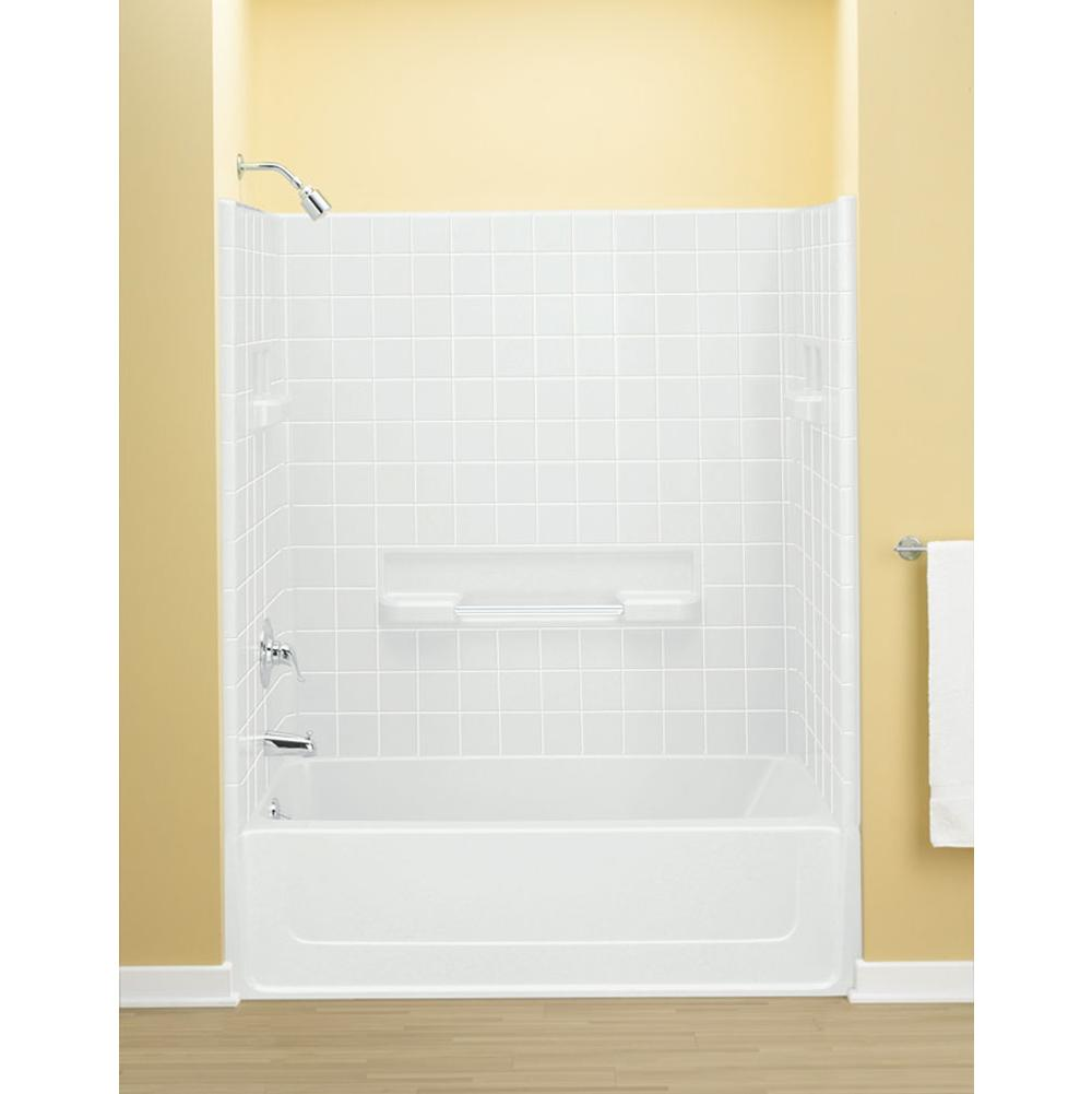 Sterling Plumbing Shower Wall Shower Enclosures item 61042100-0