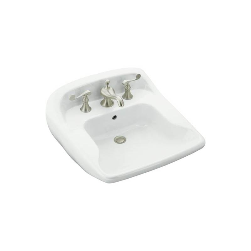 Sterling Plumbing Wall Mount Bathroom Sinks item 442038-0