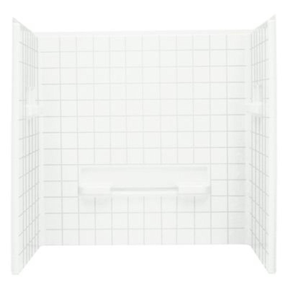 Sterling Plumbing Shower Wall Shower Enclosures item 62044100-0