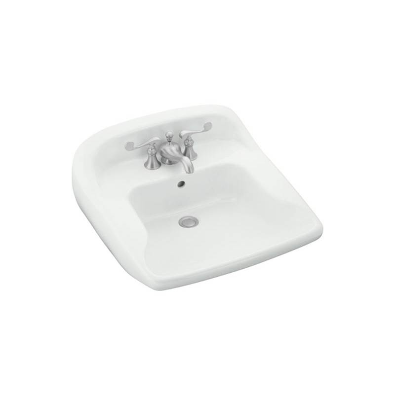 Sterling Plumbing Wall Mount Bathroom Sinks item 442034-0