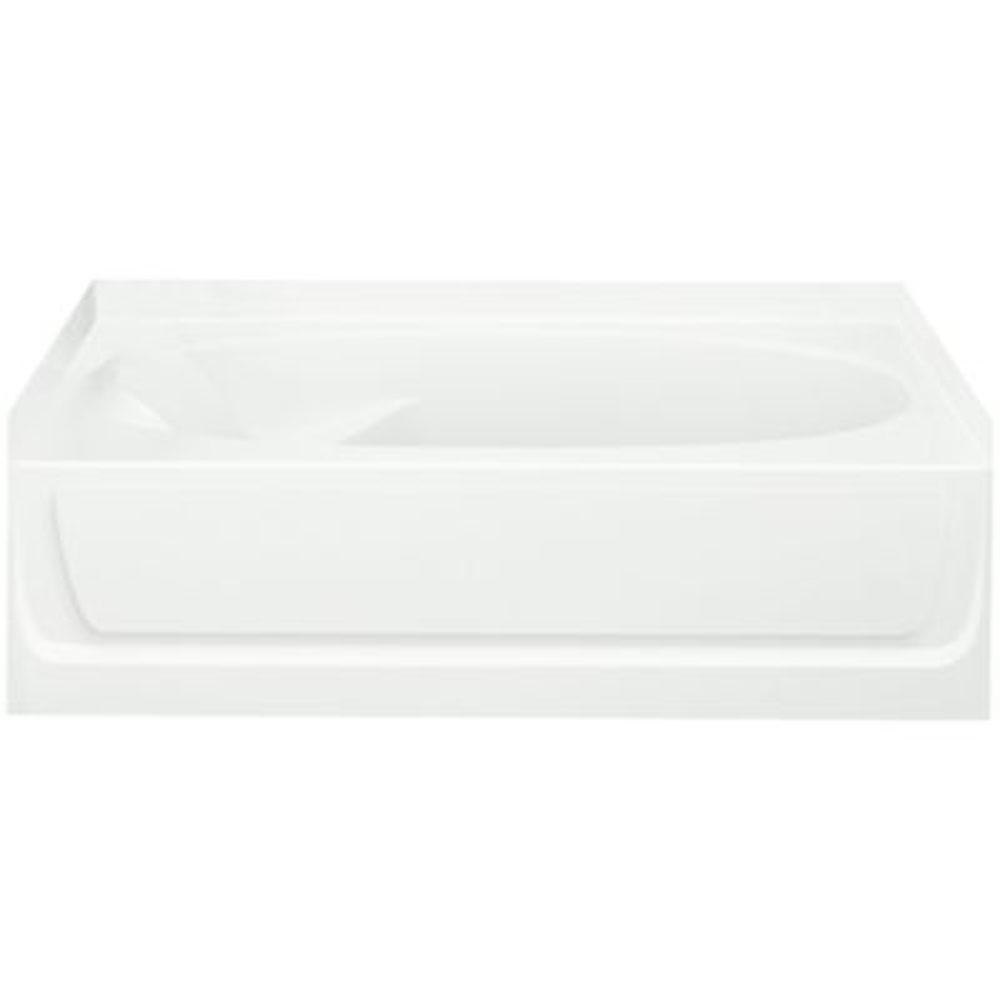 Sterling Plumbing Three Wall Alcove Soaking Tubs item 71101127-96
